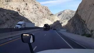 Download BigRigTravels-Virgin River Gorge, Arizona to St. George, Utah-Interstate 15 North-Oct. 17, 2017 Video