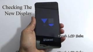Download How To Replace Broken Yu Yureka Display A05510 Video