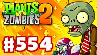 Download Plants vs. Zombies 2 - Gameplay Walkthrough Part 554 - Boosted Zombie Bash Epic Quest! Video