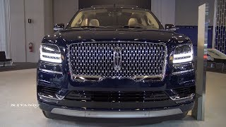 Download 2018 Lincoln Navigator - Exterior And Interior Walkaround - 2018 Montreal Auto Show Video