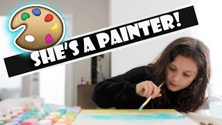 Download She's A Painter 🎨 (WK 393.6) | Bratayley Video