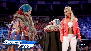 Download Asuka crashes Carmella's Royal Mellabration: SmackDown LIVE, May 15, 2018 Video