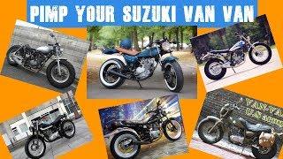 Download Pimp your Suzuki Van Van Video