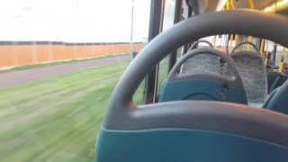 Download KICKDOWN!!!! Arriva North West VDL Wright Commander 2590/CX06BJF - Route 80A Video