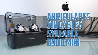 Download Auriculares Syllable D900S Mini | Análisis y opinión Video