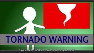 Download Get Weather Ready: During a Tornado Video
