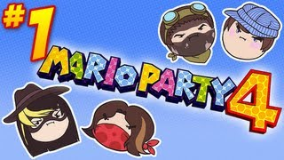 Download Mario Party 4: Suzy Joins the Party! - PART 1 - Steam Rolled Video