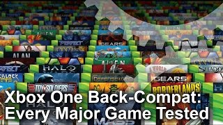 Download Xbox One Backward Compatibility: Every Major Game Tested Video