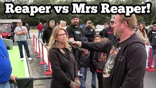 Download Reaper vs Mrs. Reaper at Out of Time No Prep Series Video