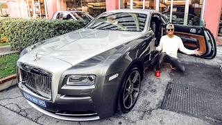 Download ROLLS ROYCE DELIVERY / MAILTIME   VLOG 313 Video