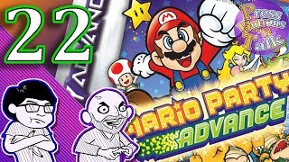 Download Mario Party Advance, Ep. 22: I Need a Doctor - Press Buttons 'n Talk Video