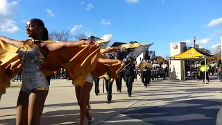 Download Alabama State marching in - Turkey Day Classic 2016 Video