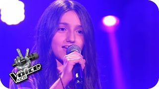 Download Zara Larsson - Lush Life (Sanie) | The Voice Kids 2016 | Blind Auditions | SAT.1 Video