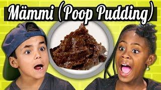 Download KIDS vs. FOOD - MÄMMI (POOP PUDDING) Video
