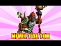 Download Monster Legends - Ape-X - Level 1 to 100 & Combat - Review Video