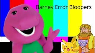 Download Barney Error Bloopers Video