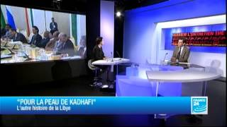 Download Roumiana Ougartchinska, co-auteur de ″Pour la peau de Kadhafi″ Video