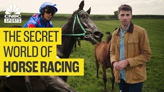 Download The secret world of horse racing | CNBC Sports Video