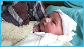 Download A BABY IS BORN! Video