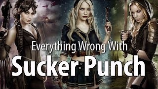 Download Everything Wrong With Sucker Punch In 14 Minutes Or Less Video