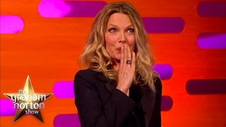 Download Michelle Pfeiffer Shocks De Niro With Filthy Language - The Graham Norton Show Video
