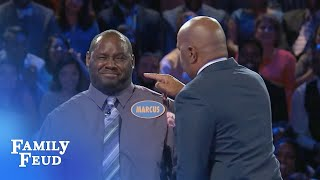 Download FUNNY FAST MONEY! | Family Feud Video