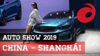 Download Auto Show Shanghái 2019 | China | Primera parte Video