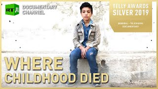 Download Where Childhood Died. Former Syrian child soldiers and their emotional scars Video