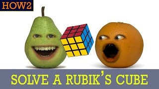 Download HOW2: How to Solve a Rubik's Cube! Video