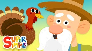 Download Old MacDonald Had A Farm (2018) | Nursery Rhymes | Super Simple Songs Video