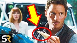 Download 25 Mysteries and Plot Holes The Jurassic Park/World Franchise Left Hanging Video