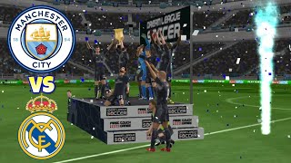 Download Manchester City VS Real Madrid ● Dream League Soccer 2018 Video