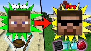 Download More Fast&Easy Ways to Transform from NOOB to PRO in Minecraft Video