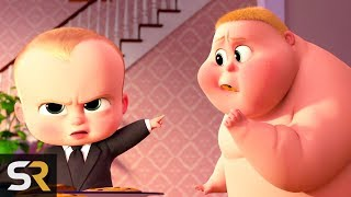 Download 10 Awkward BOSS BABY Moments That Made Kids Scratch Their Heads Video