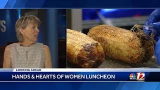 Download Hands & Hearts Of Women Luncheon Video