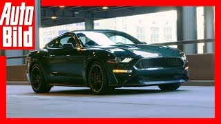 Download Ford Mustang Bullitt (NAIAS 2018) Details/Erklärung Video