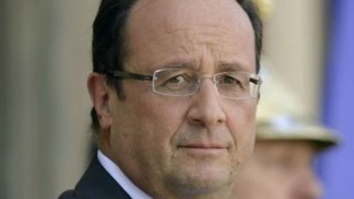 Download From love life scandal to terror attacks: the defining moments of Hollande's presidency Video