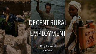 Download FAO Collection Politiques: Emploi rural décent (avec sous-titres) Video