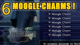 Download Final Fantasy XV - How To Get SIX Moogle Charms ( All Moogle Charms Location) FFXV Video