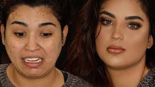Download Si yo puedo maquillarme asi TU TAMBIEN PUEDES / tutorial de maquillaje para noche Video