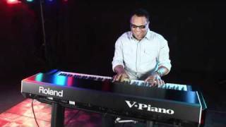 Download V-Piano Israel Houghton Interview Video