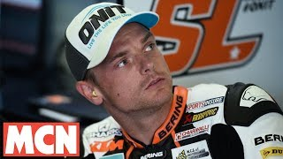 Download Lowes excited about British GP possibilities   Interviews   Motorcyclenews Video