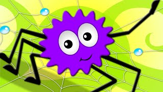 Download Incy Wincy Spider | Nursery Rhymes For Childrens | Songs For Kids Video