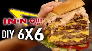 Download DIY In-N-Out 6x6 Animal Style Video