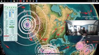 Download 12/08/2016 - M8.0 megaquake hits West Pacific - California struck by large M6.5 Video