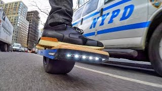 Download Hi-Speed Hoverboard & the NYPD Video