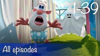 Download Booba - Compilation of All 39 episodes + Bonus - Cartoon for kids Video