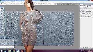 Download Cómo desnudar a una mujer con Photoshop. Segunda parte Video