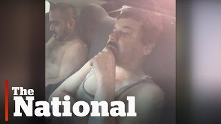 Download Joaquín Guzmán (El Chapo) Recaptured Video