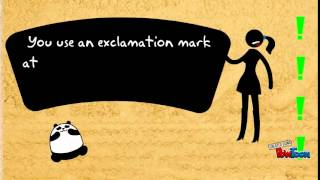 Download Using exclamation marks Video